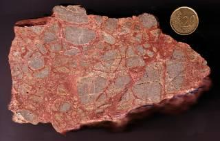 Azuara Rubielos de la Cérida impact structures polymictic basal breccia suevite 7
