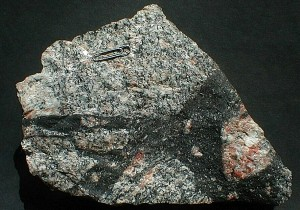 impact pseudotachylite Vredefort impact structure South Africa