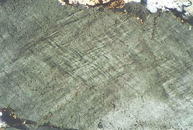 planar deformation features PDFs quartz sandstone Corbatón Rubielos de la Cérida impact basin