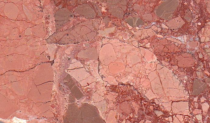 impact multiple breccia generations; Monforte de Moyuela, Azuara impact structure