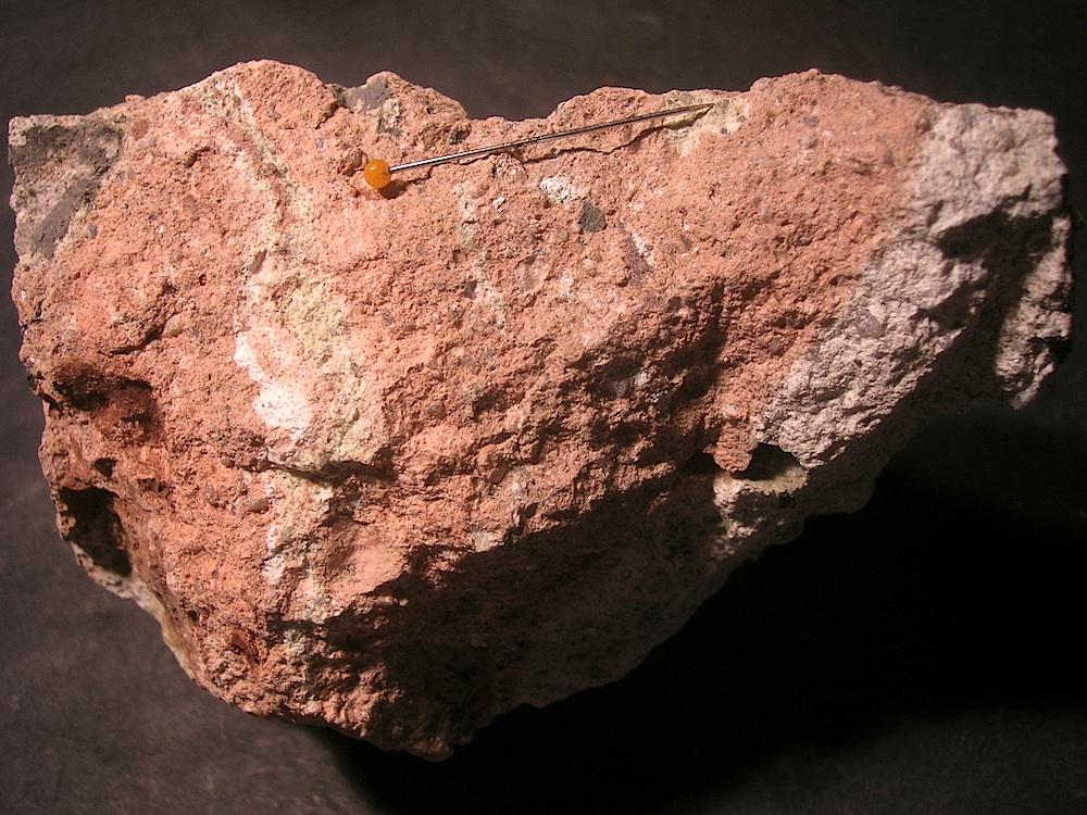 ries crater, bunte breccia ejecta, 4, mostly Keuper material