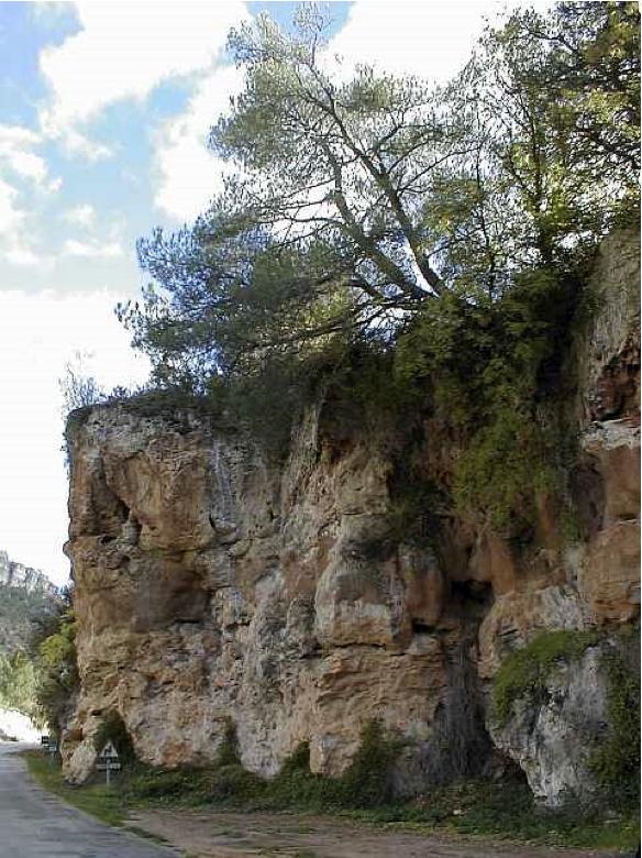 azuara impact, cortes de Tajuña formation, Guadalajara