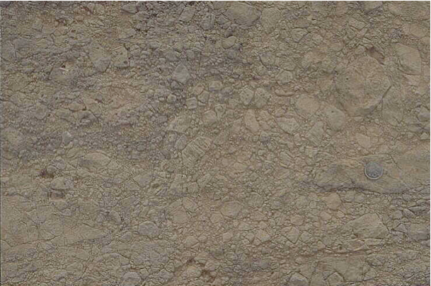 monomictic impact breccia, Monforte de Moyuela, Azuara impact structure
