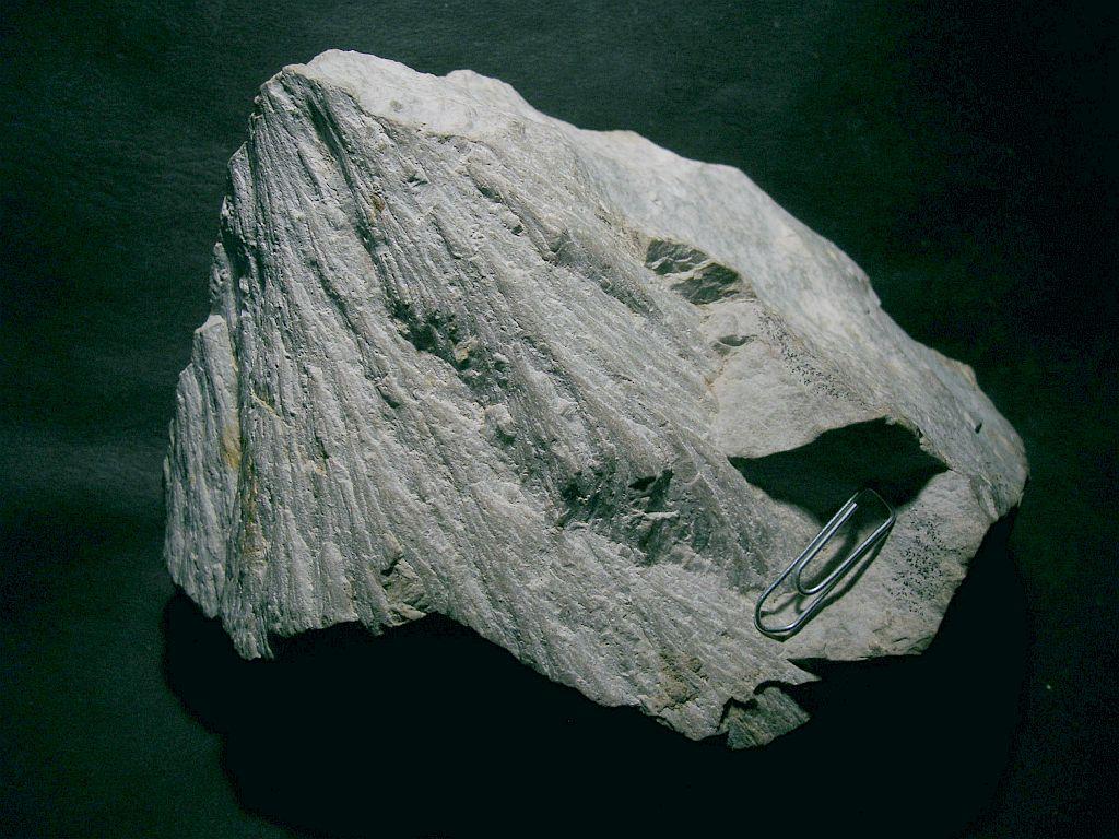 Kentland-Impakt Shatter Cone