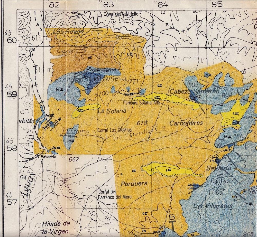 map Hartmut Müller Azuara impact