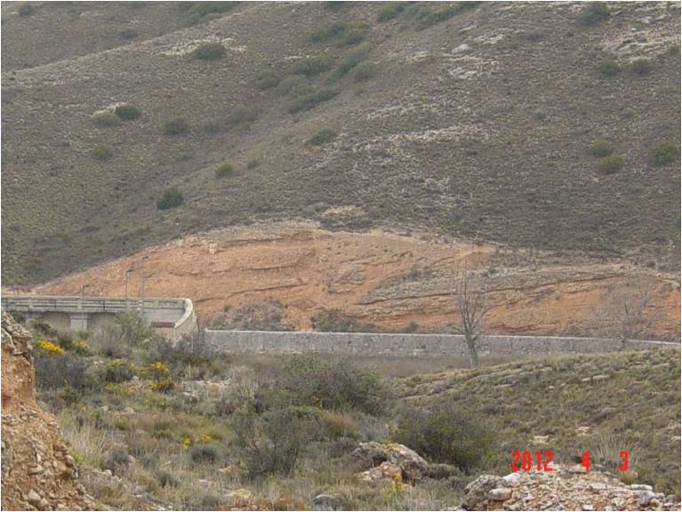Moneva diamictites Azuara impact