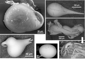 Microtektites Alpine Foreland Chiemgau impact