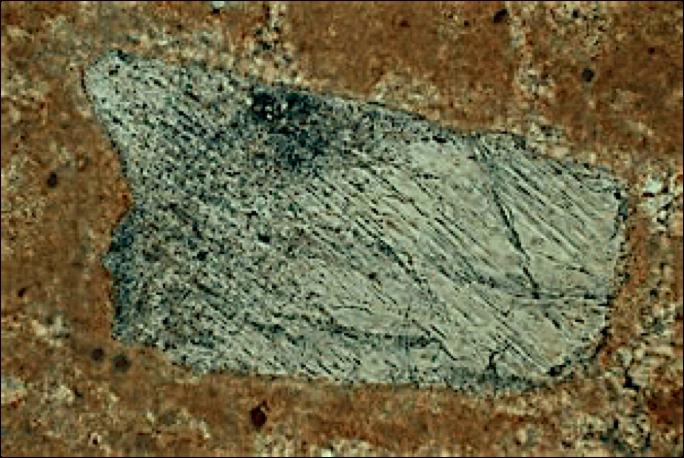 planar deformation features PDF quartz